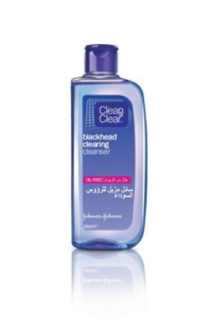Clean Amp Clear 174 Blackhead Clearing Cleanser Clean Amp Clear