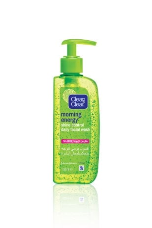 Clean and Clear Shine Control Face Wash
